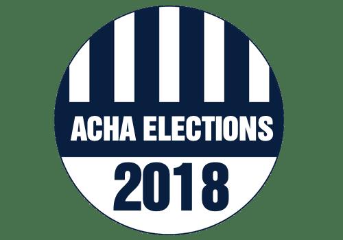 2018 ACHA Elections