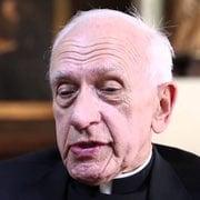 Monsignor Robert Trisco Receives ACHA Centennial Award