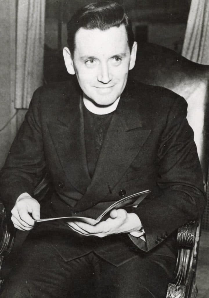 photograph of Fr James Keane, O.S.M. (1901-1975).